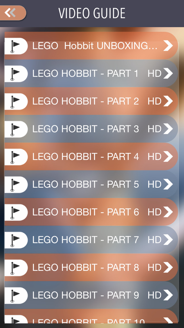 Guide + Cheats for Lego The Hobbit - Character,levels & Achievements screenshot #4