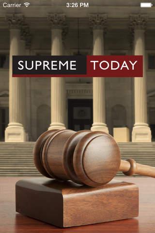 Supreme Today - náhled