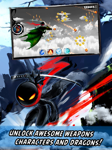 Speedy Ninja™ screenshot #3