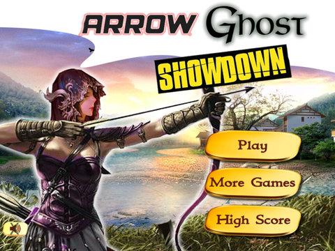 Arrow Ghost Shodown PRO - Magic Heroes Secret Fighters screenshot 6