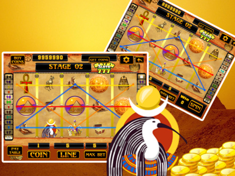 Ancient Aztec Slots Pro screenshot 8