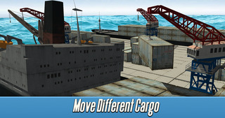 Harbor Tower Crane Simulator 2017 Full screenshot 2