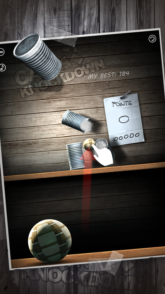 Can Knockdown screenshot #2