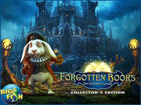 Forgotten Books: The Enchanted Crown HD - A Hidden Object Story Adventure screenshot 5