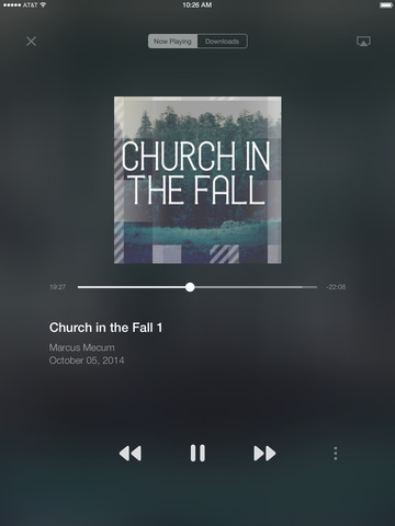 7 Hills Church screenshot 5