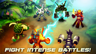 Amazing Battle Creatures screenshot 3