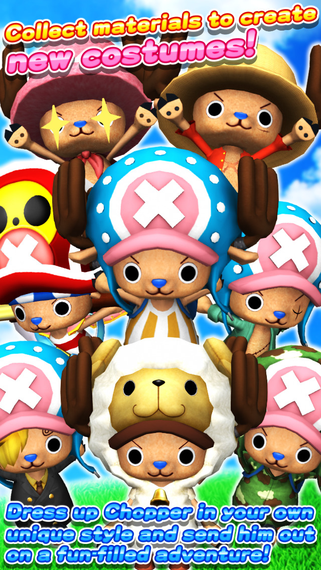 ONE PIECE Run, Chopper, Run! screenshot 3