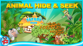 Animal Hide and Seek: Free Hidden Objects screenshot 1