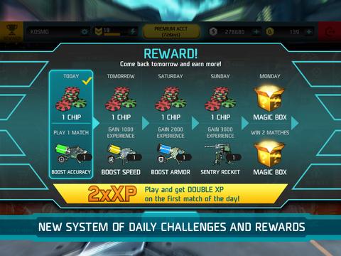SHADOWGUN: DeadZone screenshot #5