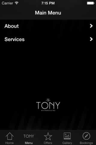 Tony Hair - náhled