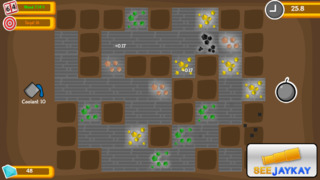 Block Miner - Dig and Destroy Game! screenshot 3