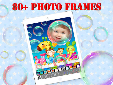 Amazing Baby Photo Frames screenshot 6
