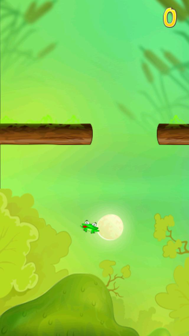 Keep Frog Alive screenshot 2