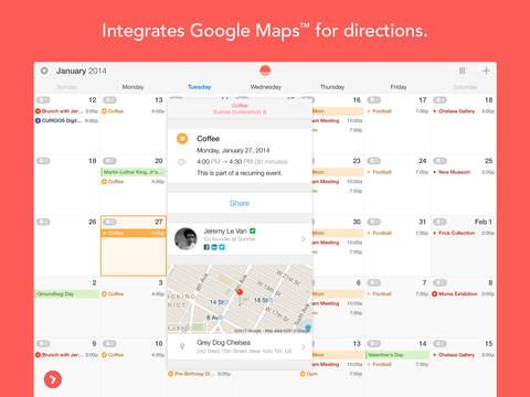 Sunrise Calendar - An Outlook App screenshot 10