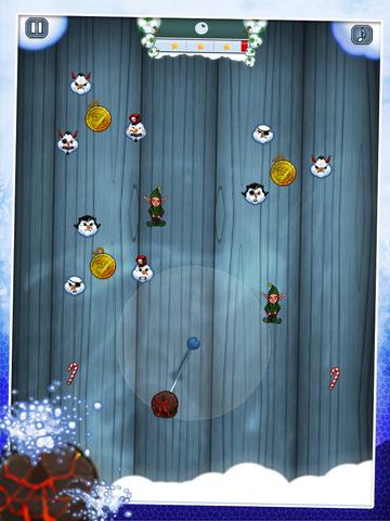 Snowman Shot - Free Fire Ball Shooter Arcade Game screenshot 5