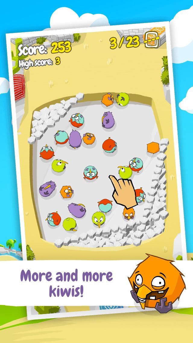 Kiwi Clapas screenshot #5