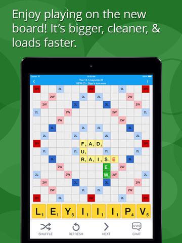 Lexulous Word Game screenshot 6