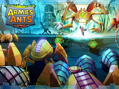 Armies & Ants screenshot 10