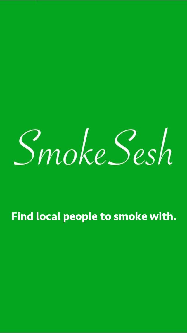 SmokeSesh screenshot 1