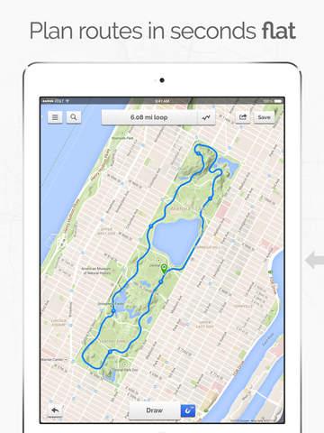Footpath Route Planner screenshot 6