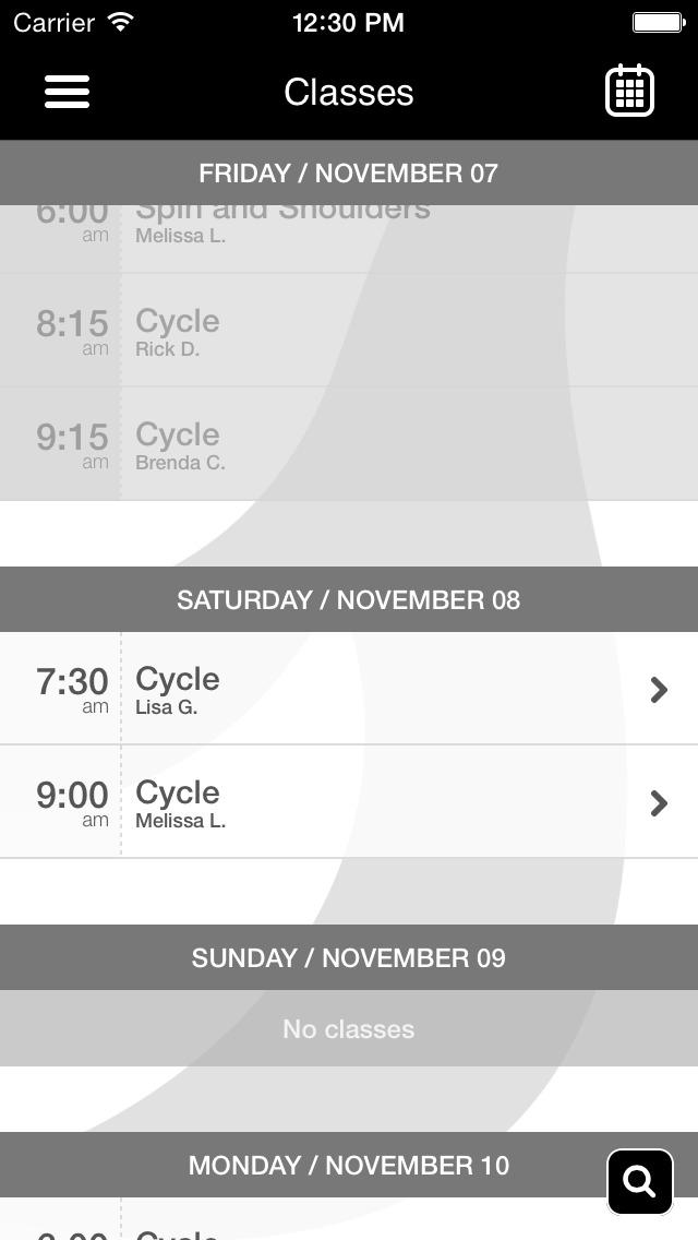 Ignite Cycle screenshot #3