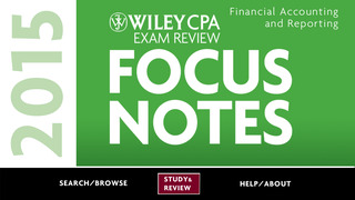 FAR Notes - Wiley CPA Exam Review Focus Notes On-the-Go: Financial Accounting and Reporting screenshot 1