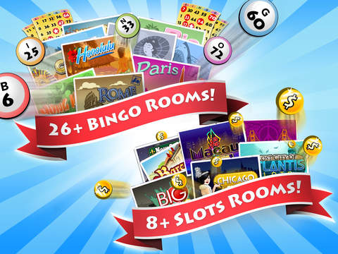 Bingo Blitz™ - Bingo Games screenshot #5