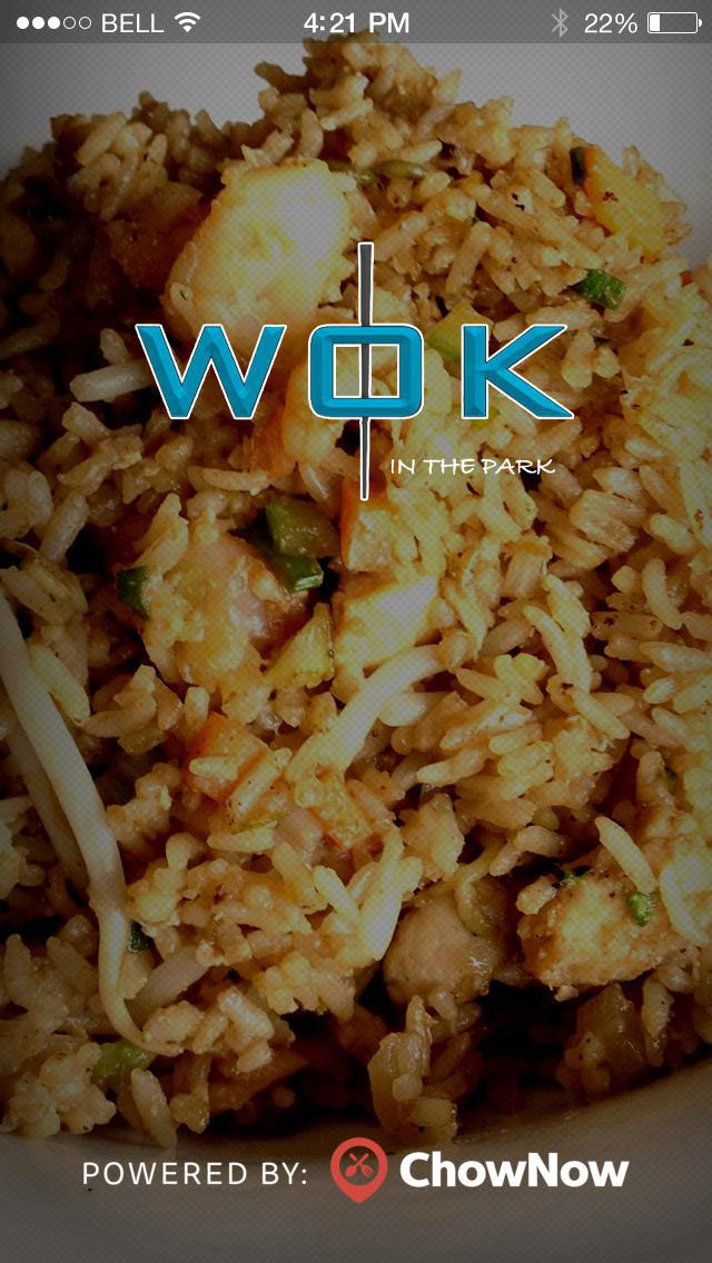 Wok in the Park screenshot 1