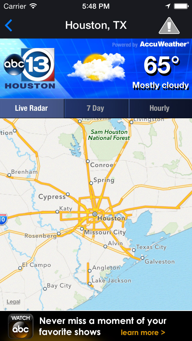 ABC13 Houston Weather screenshot 3