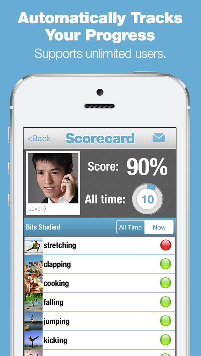 Learn English Games Academy - Free Vocabulary & Conversation Lessons screenshot 3