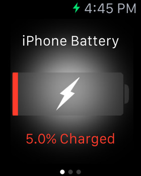 iPower - Glance Battery Usage For Watch screenshot 11