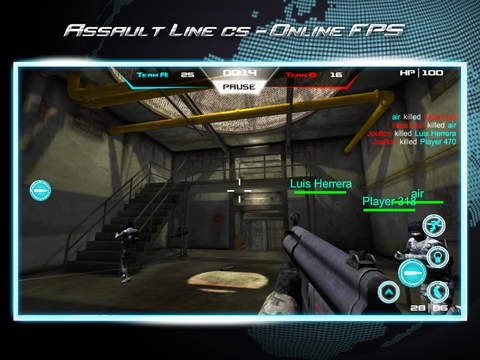 Assault Line CS - Online FPS screenshot 7