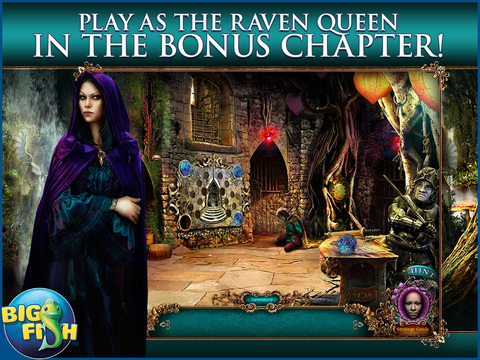 Unfinished Tales: Illicit Love HD - A Hidden Objects Fairy Tale screenshot 4