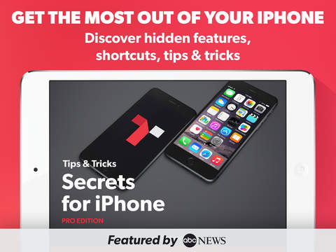 Tips & Tricks Pro - for iPhone screenshot #1