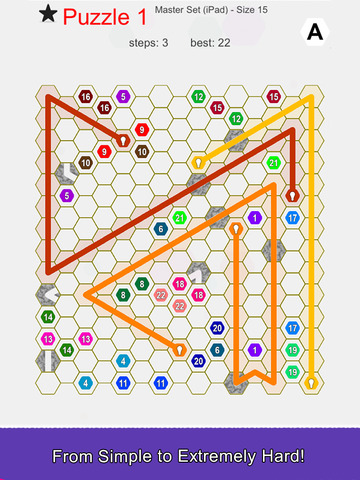 Hexic Link: Bend screenshot 6