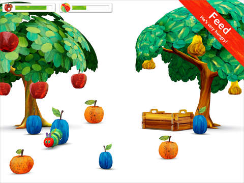 My Very Hungry Caterpillar screenshot 7