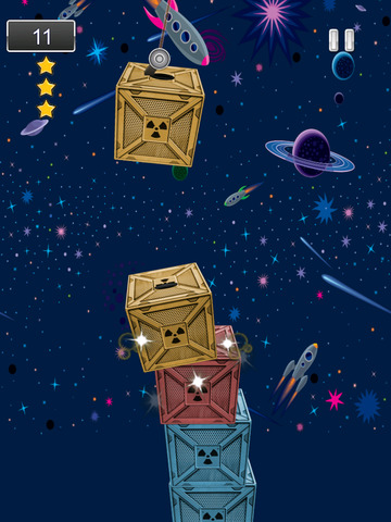 A1 Space Frontier Crane Stacker Game Pro Full Version screenshot 7