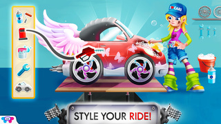 My Crazy Cars - Design, Style & Drive! screenshot 2