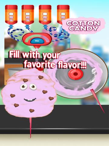 Awesome Candy Fair Carnival Sweet Food Dessert Maker screenshot 8