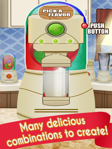 Milkshake Smoothie Maker - Frozen Dessert Food Creation Free screenshot 8