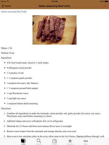Best Beef Jerky Recipes screenshot 8