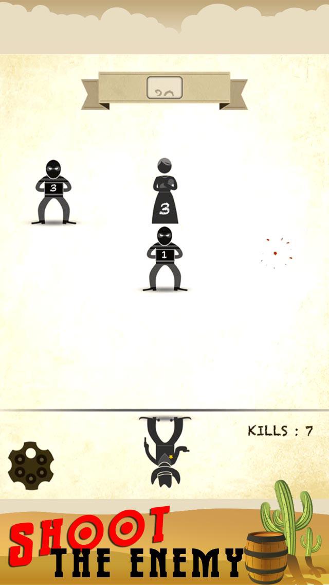 Bang Bullets screenshot 2
