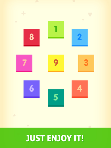Just Clear All - popping numbers puzzle game screenshot 8