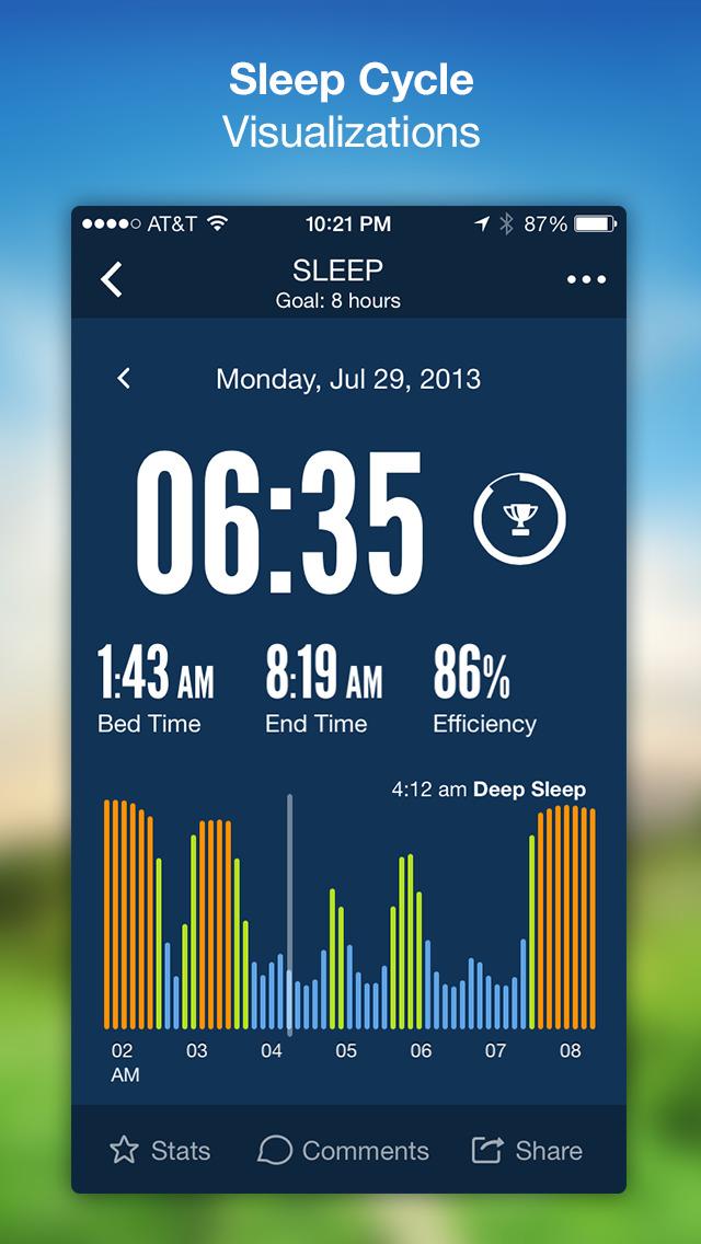 Argus: Calorie Counter & Step screenshot 5