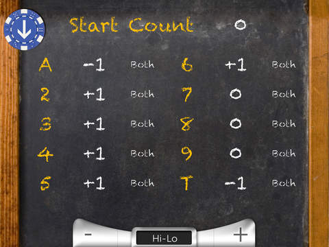 Card Counter Lite screenshot 7