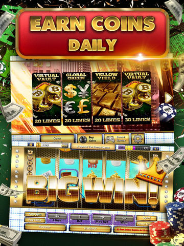Slots House of the Capitalist Winnings - Wicked Heart Vegas Jackpot Slot Machines Free screenshot 8