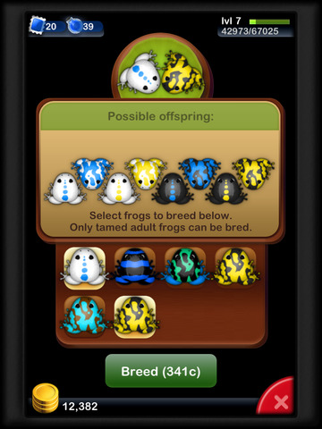 Pocket Frogs screenshot 9
