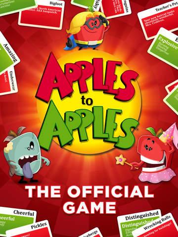 Apples to Apples™ screenshot 6