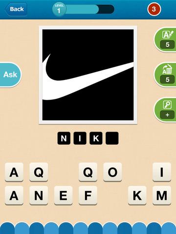 Hi Guess the Brand screenshot 9