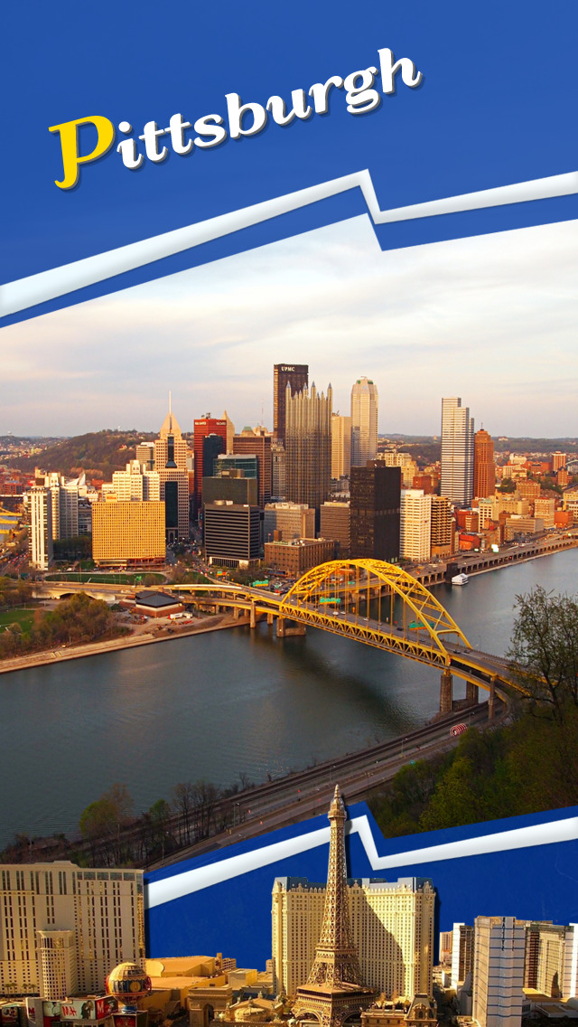Pittsburgh Offline Travel Guide screenshot 1